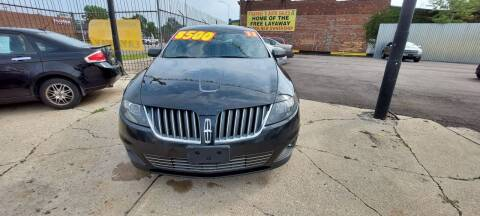 2011 Lincoln MKS for sale at Frankies Auto Sales in Detroit MI