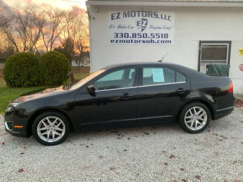 2012 Ford Fusion for sale at EZ Motors in Deerfield OH