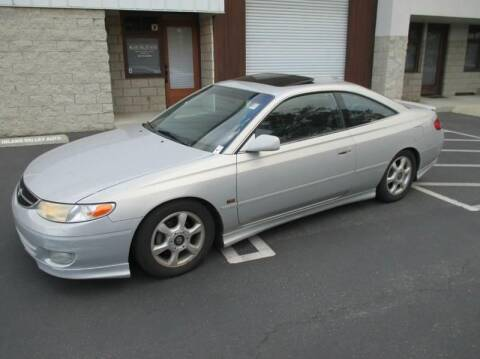 1999 Toyota Camry Solara for sale at Inland Valley Auto in Upland CA
