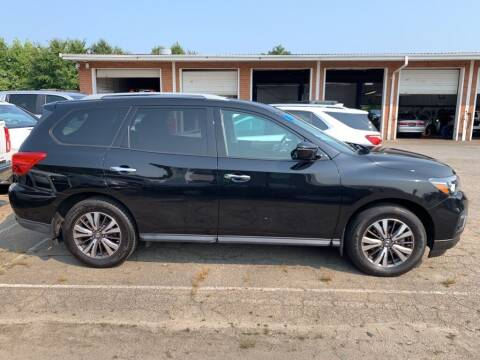 2017 Nissan Pathfinder for sale at Smart Chevrolet in Madison NC