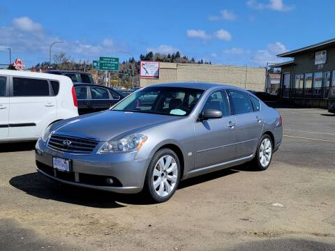 2007 Infiniti M35 for sale at Aberdeen Auto Sales in Aberdeen WA