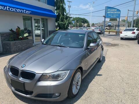 2009 BMW 3 Series for sale at Atlantic AutoCenter in Cranston RI