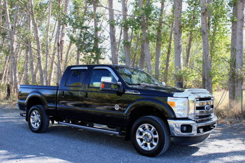 2011 Ford F-350 Super Duty for sale at Northwest Premier Auto Sales in West Richland WA