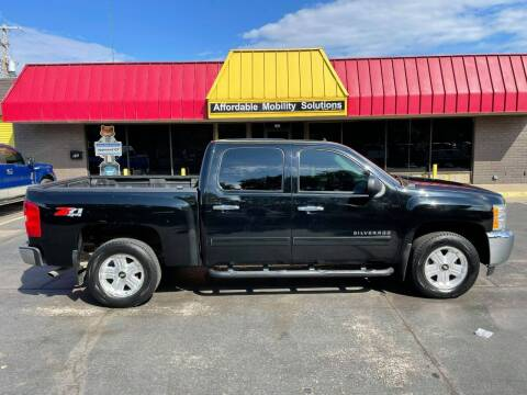 2013 Chevrolet Silverado 1500 for sale at Affordable Mobility Solutions, LLC - Standard Vehicles in Wichita KS
