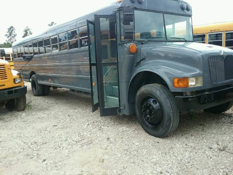 2002 International Am Tran for sale at Global Bus Sales & Rentals in Alice TX