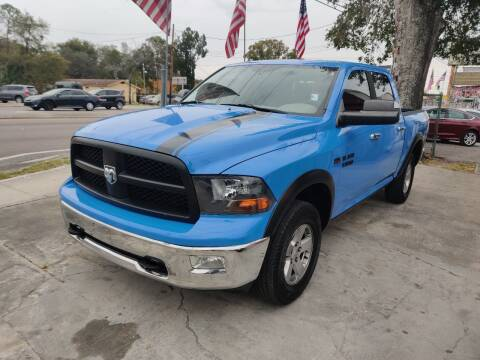 2012 RAM Ram Pickup 1500 for sale at Advance Import in Tampa FL