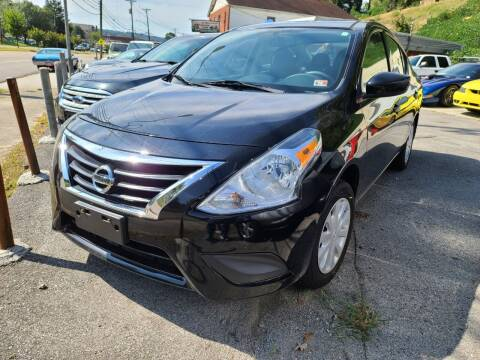 2016 Nissan Versa for sale at North Knox Auto LLC in Knoxville TN