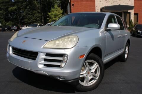 2008 Porsche Cayenne for sale at Atlanta Unique Auto Sales in Norcross GA