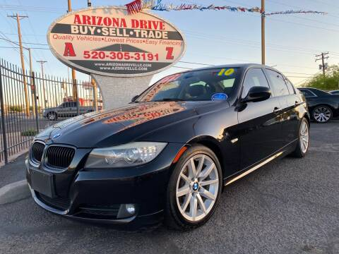 2010 BMW 3 Series for sale at Arizona Drive LLC in Tucson AZ