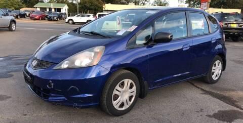 2009 Honda Fit for sale at Diana Rico LLC in Dalton GA