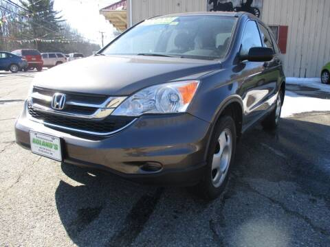 2010 Honda CR-V for sale at Roland's Motor Sales in Alfred ME