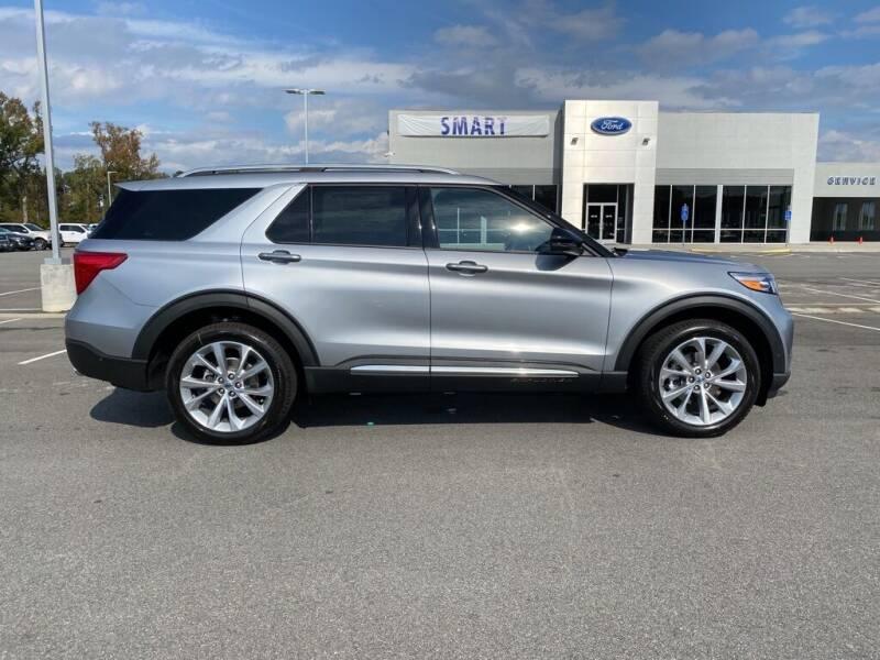2021 Ford Explorer for sale in South Boston, VA