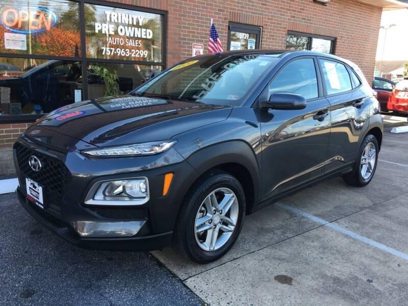 2020 Hyundai Kona for sale at Bankruptcy Car Financing in Norfolk VA