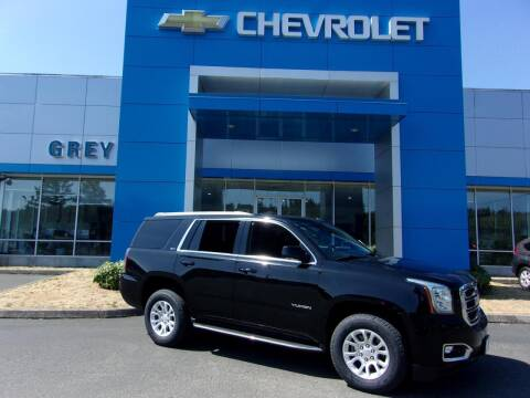 2017 GMC Yukon for sale at Grey Chevrolet, Inc. in Port Orchard WA