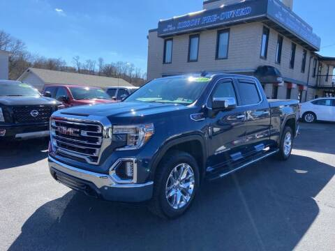 2019 GMC Sierra 1500 for sale at Sisson Pre-Owned in Uniontown PA