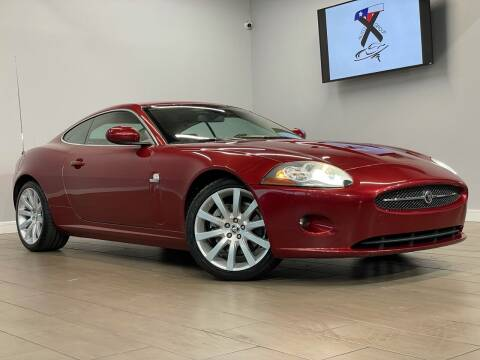 2007 Jaguar XK-Series for sale at TX Auto Group in Houston TX
