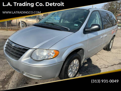 2006 Chrysler Town and Country for sale at L.A. Trading Co. Detroit - L.A. Trading Co. Woodhaven in Woodhaven MI