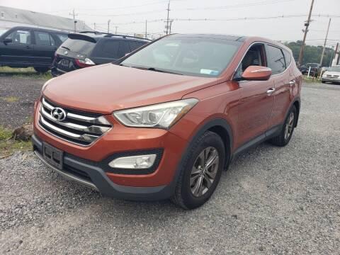 2013 Hyundai Santa Fe Sport for sale at CRS 1 LLC in Lakewood NJ