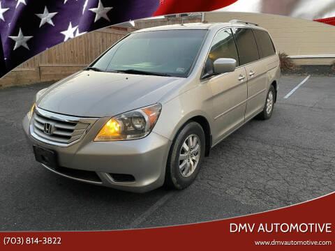 2008 Honda Odyssey for sale at DMV Automotive in Falls Church VA