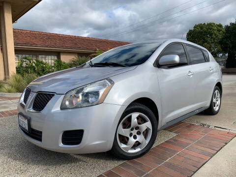 2009 Pontiac Vibe for sale at Auto Hub, Inc. in Anaheim CA