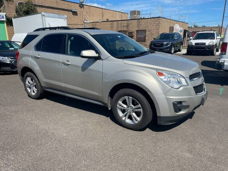 2015 Chevrolet Equinox for sale at State Road Truck Sales in Philadelphia PA