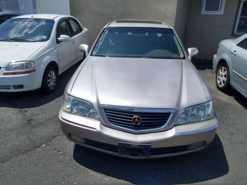 2000 Acura RL for sale at Wilson Investments LLC in Ewing NJ