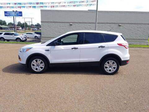 2013 Ford Escape for sale at Frontline Auto Sales in Martin TN