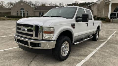 2008 Ford F-250 Super Duty for sale at 411 Trucks & Auto Sales Inc. in Maryville TN