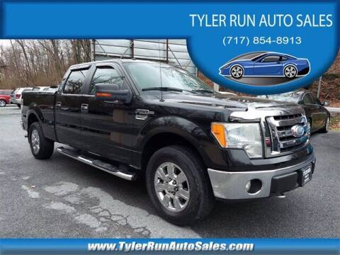 2009 Ford F-150 for sale at Tyler Run Auto Sales in York PA