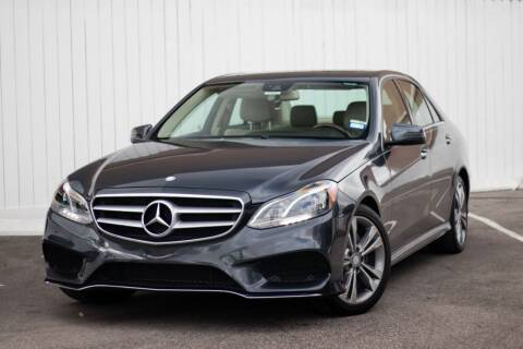 2014 Mercedes-Benz E-Class for sale at Private Club Motors in Houston TX