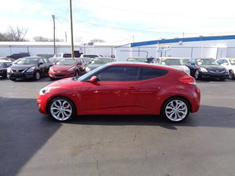 2012 Hyundai Veloster for sale at Cars Unlimited Inc in Lebanon TN