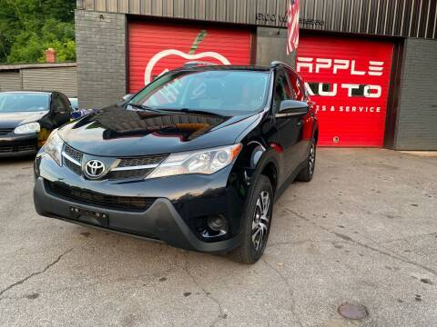 2014 Toyota RAV4 for sale at Apple Auto Sales Inc in Camillus NY