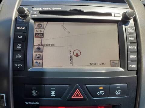 2012 Kia Sorento for sale at Matador Motors in Sacramento CA