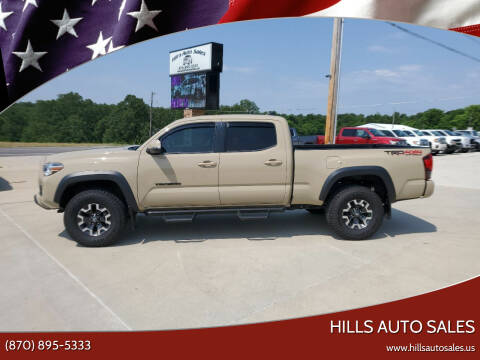 2019 Toyota Tacoma for sale at Hills Auto Sales in Salem AR