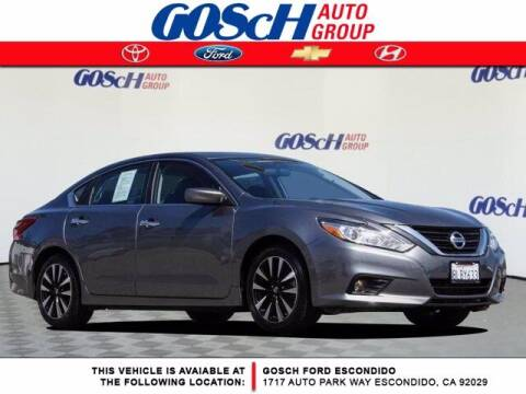 2018 Nissan Altima for sale at BILLY D SELLS CARS! in Temecula CA
