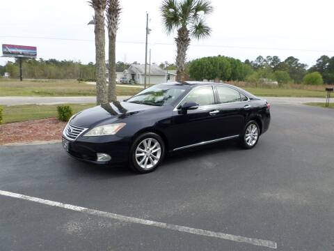 2010 Lexus ES 350 for sale at First Choice Auto Inc in Little River SC