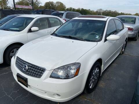 2005 Nissan Altima for sale at Sartins Auto Sales in Dyersburg TN