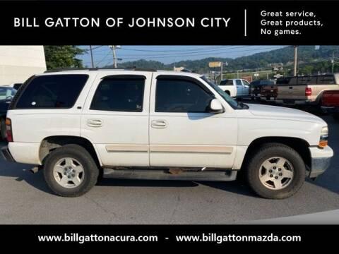 2005 Chevrolet Tahoe for sale at Bill Gatton Used Cars - BILL GATTON ACURA MAZDA in Johnson City TN