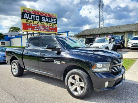 2015 RAM Ram Pickup 1500 for sale at Mox Motors in Port Charlotte FL