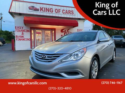 2013 Hyundai Sonata for sale at King of Cars LLC in Bowling Green KY
