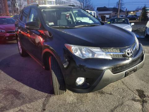 2013 Toyota RAV4 for sale at Mass Auto Exchange in Framingham MA