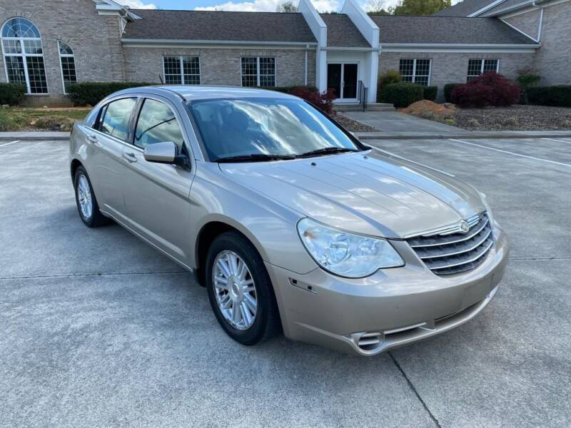 2008 Chrysler Sebring for sale at 411 Trucks & Auto Sales Inc. in Maryville TN
