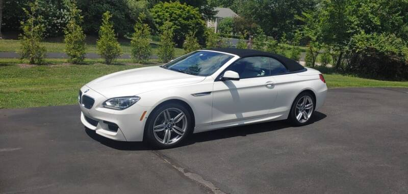 2014 BMW 6 Series for sale at Professional Automobile Exchange in Bensalem PA