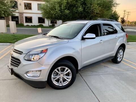 2017 Chevrolet Equinox for sale at Destination Motors in Temecula CA
