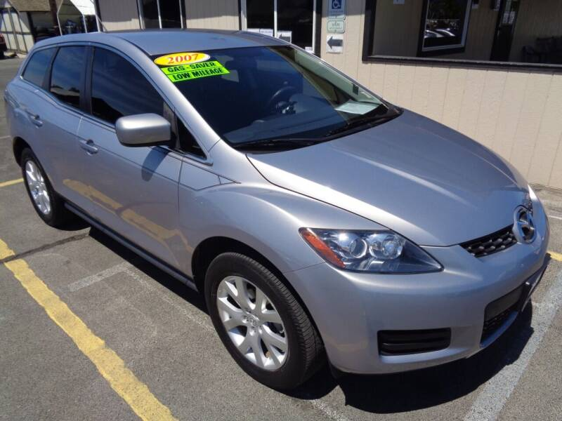 2007 Mazda CX-7 for sale at BBL Auto Sales in Yakima WA