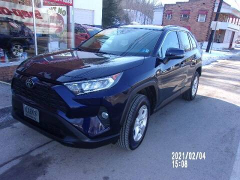 2020 Toyota RAV4 for sale at Allen's Pre-Owned Autos in Pennsboro WV