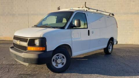 2014 Chevrolet Express Cargo for sale at AUTO FIESTA in Norcross GA