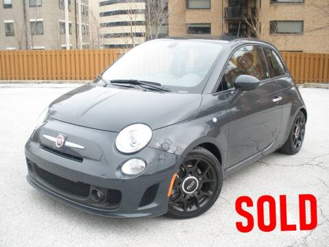 2018 FIAT 500 for sale at Autobahn Motors USA in Kansas City MO