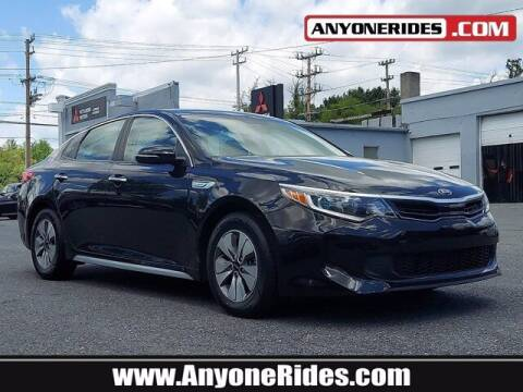 2017 Kia Optima Hybrid for sale at ANYONERIDES.COM in Kingsville MD