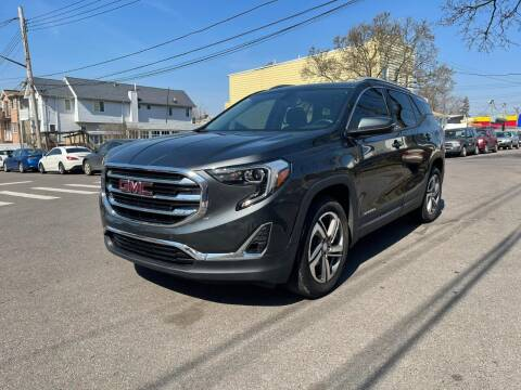 2018 GMC Terrain for sale at Kapos Auto, Inc. in Ridgewood, Queens NY